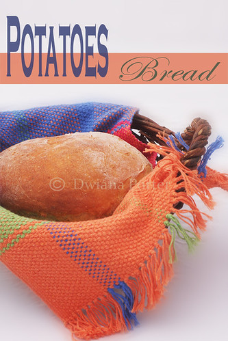 potatoes bread copy