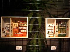 Exposicin 2006 (dmmalva) Tags: miniatures miniature model box models caja boxes artesana miniatura dioramas farmacia exposicin miniaturas artesano roombox