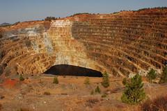 Minas de Riotinto - Huelva - Corta Atalaya (supermiri) Tags: de minas riotinto huelva copper cobre atalaya corta gossan mineriaacieloabierto nivelfretico