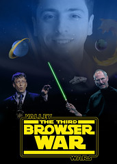 The Third Browser War