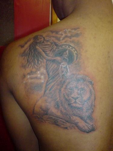 Aquarius Tattoos Design