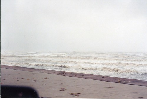 Tropical Storm Frances 1998