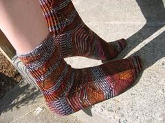 Tron Socks
