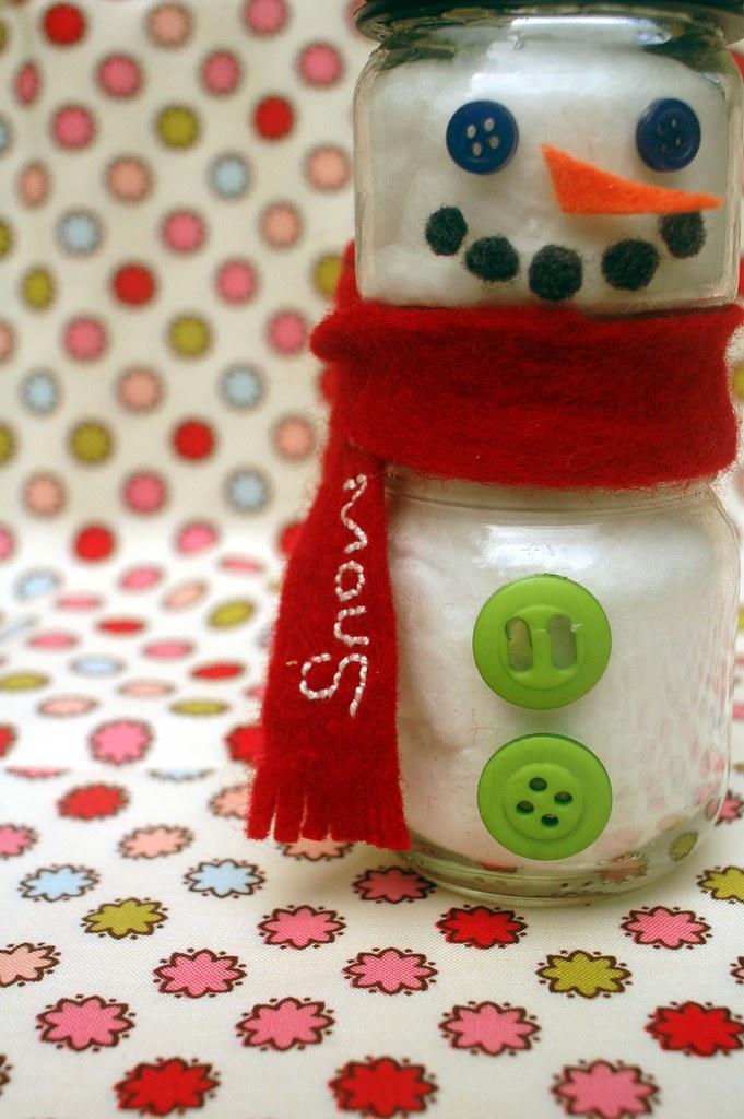 snowman side