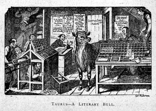 15- Tauro- Un toro literato
