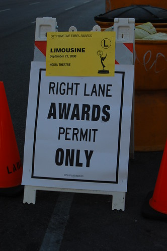 My Street During the Emmys