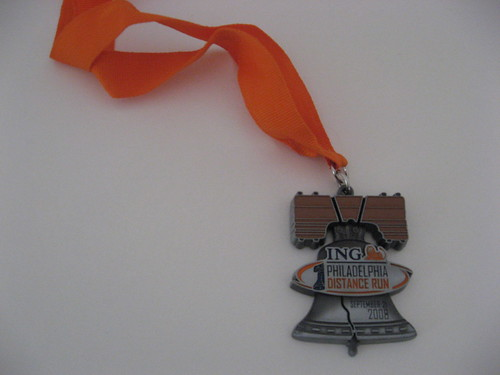 Philly Run Medal