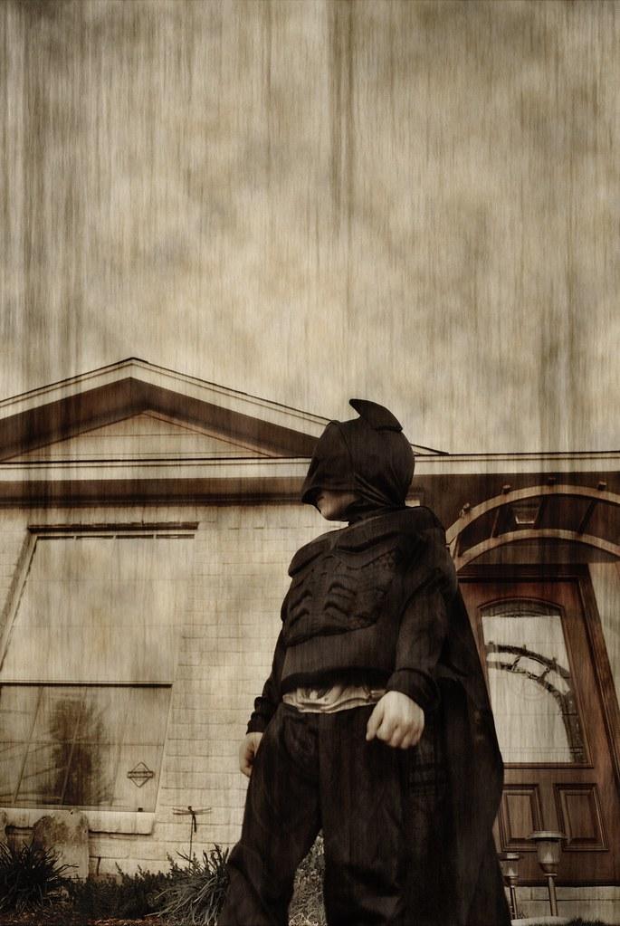 Conner Batman