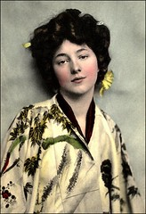"EVELYN NESBIT as ""GEISHA"" -- The Pho..."