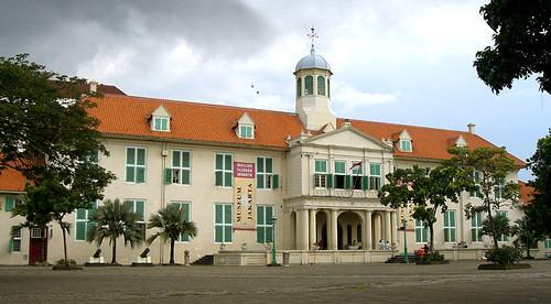 Stadhuis Batavia, Jakarta - heute historisches Museum
