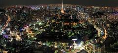 Tokyo Nights (maciej.ka) Tags: world city panorama motion streets tower japan skyline night lights tokyo cityscape contest wide highways  roppongi  february 2009 mori japon hdr maciej maciek japani tokio megalopolis miasto jepang japn  japonia  japonya nhtbn japoni kielan jaapan japn japonsko  tokyocityscape   fotocompetition fotocompetitionbronze fotocompetitionsilver polandphotography emkej maciekk tokyonighthdr tokyocityscapenight