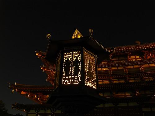 薬師寺(万燈会・夜)-18