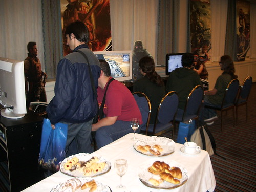 Ubisoft Hard Days 2008