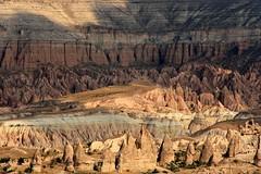 Capadoccia (Emre Ersahin) Tags: turkey stones trkiye geology prehistoric volcanic cappadocia capadoccia goreme kapadokya uchisar urgup fairychimneys zelve ashcapadoccia