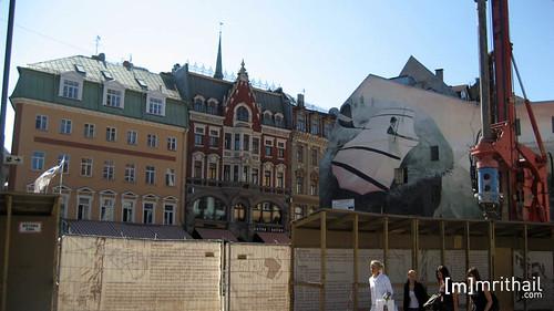 Riga - Building