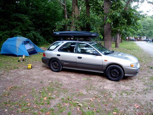 1st campground
