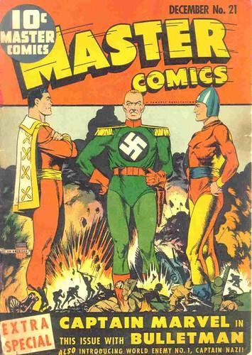 Master comics 21