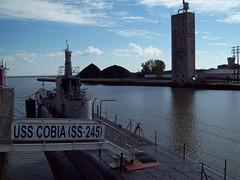 USS Cobia, Manitowoc WI