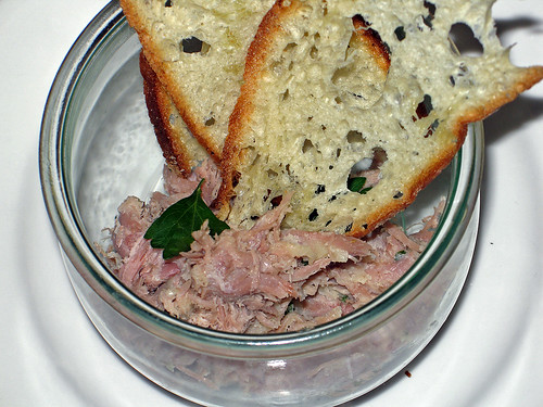[Palate  Food + Wine, Glendale]  Duck Rillettes