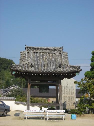 鐘楼(泰山寺)