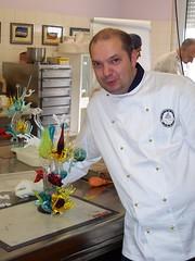 Zucchero Artistico: Giuseppe Mangiapane Corso di Zucchero Artistico con il Maestro Rossano Vinciarelli
