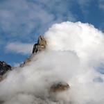 Cimon tra le nubi