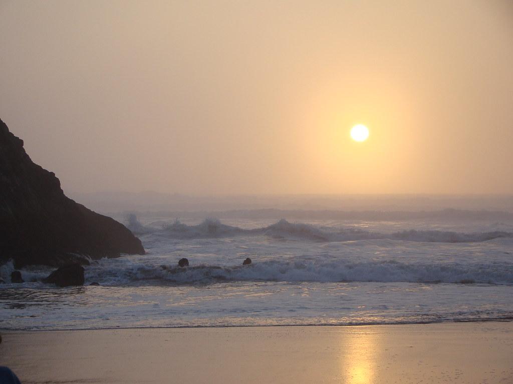 Neskowin Beach Trip 10/25/08