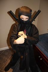 Ninja Geoffrey 12 (Tekjock) Tags: halloween ninja geoffrey 2008