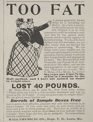 1902 Weight Loss Ad