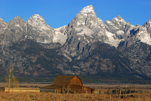 Mormon Row, Grand Teton National Park - 1500b