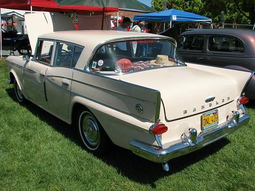 1959 AMC Rambler Duper 4 Door Seadan 'DNL 426' 2