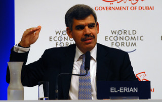 Mohamed el Erian - World Economic Forum Summit...