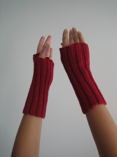 Arm warmers for E