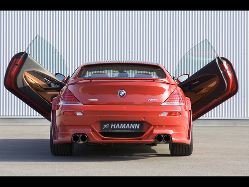 2006 Hamann Lamborghini Gallardo. 2006 Hamann Bmw M6 Widebody