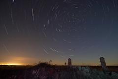 Starry-Cielo estrellado (dnieper) Tags: españa stars spain estrellas nocturna león circumpolar digitalcameraclub villamarco golddragon