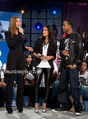 beyonce on 106&park