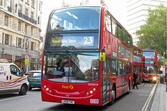First 33518 (First London) LK08FNC (Howard_Pulling) Tags: uk bus london buses first route23 alexanderdennis firstlondon enviro400 firstcentrewest