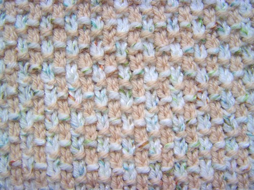 Slip Stitch Weave 2 Color Variation The Walker Treasury Project