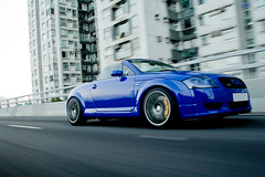 _MG_6859 (tomsstudio) Tags: car hongkong automotive location rig audi auditt roadsterquattro