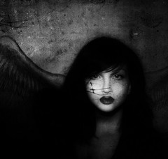Darker art , (Kristamas is haunted) Tags: selfportrait justimagine kristamas blindphotographers klousch bestofbp