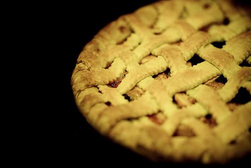 i made a pie