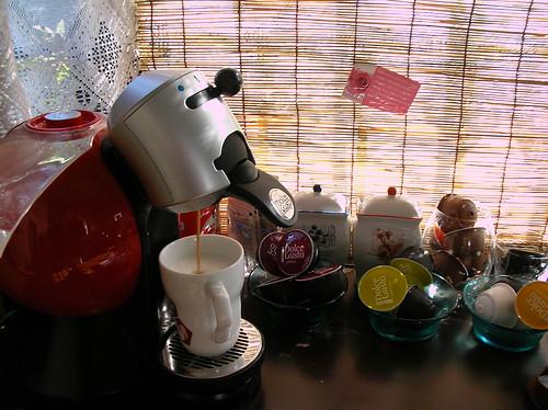 Dolce Gusto 咖啡機 (日本7-11限賣)