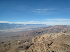 Saline Valley View