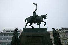 Reiterstandbild des heiligen Wenzel