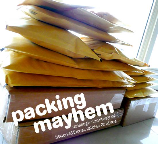 packing mayhem