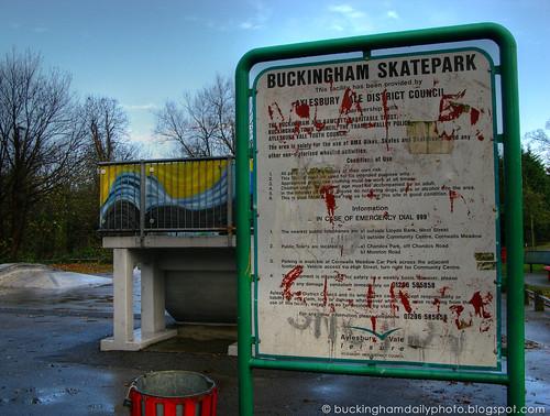 Buckingham Skate Park