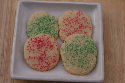 Grandma's Sugar Cookie (Tuesdays with Dorie)