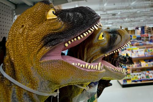 Dinos Attack