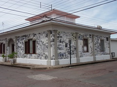 the newspaper house