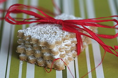 Cardamom snowflake cookies 3